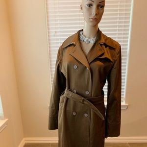 The Limited trench coat
